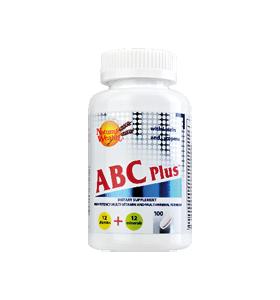 NATURAL WEALTH VITAMINI ABC PLUS