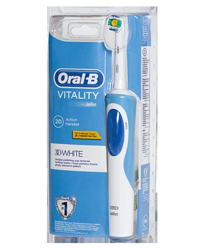 Oral B Vitality 3D White
