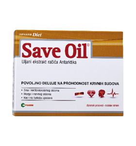 SAVE OIL PLUS