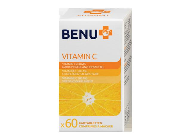 Vitamin C tablete za žvakanje