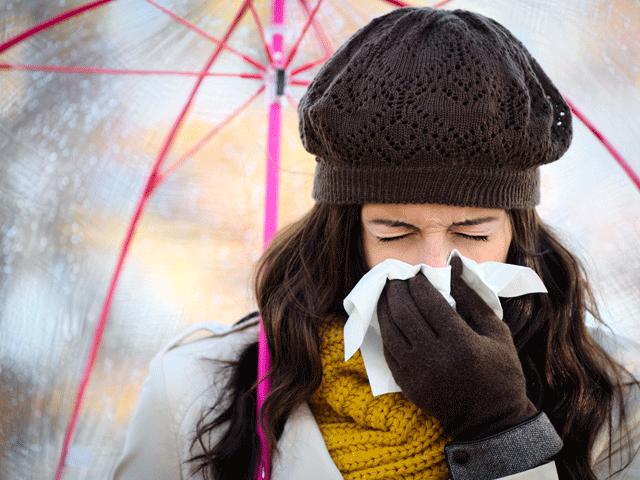 Prehlade, kašalj, nazalna kongestija
