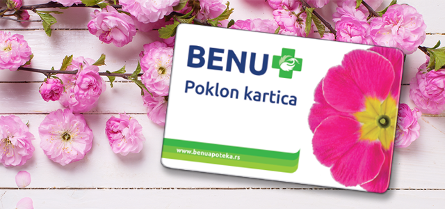 BENU card